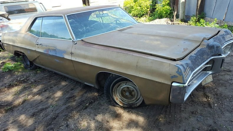 1967 Pontiac GR.PRIX