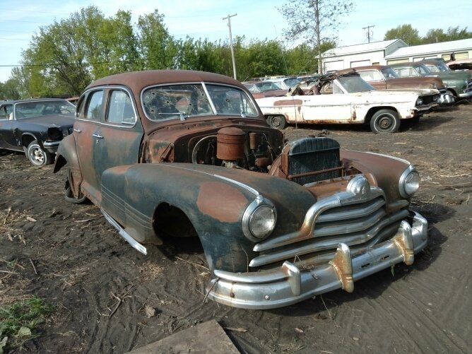 1946 Pontiac Sedan