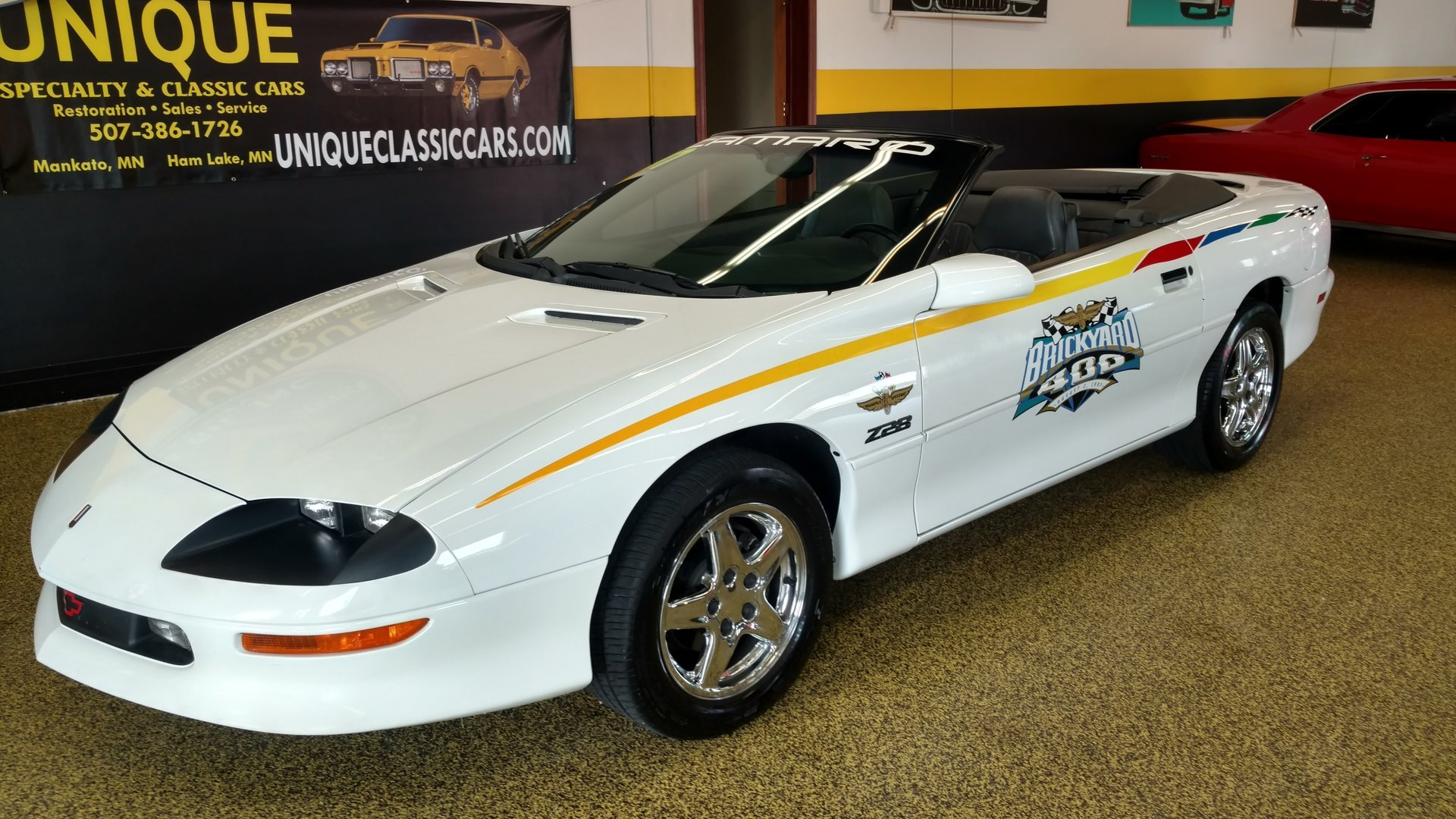 1997 Chevrolet Camaro | Unique Specialty & Classics
