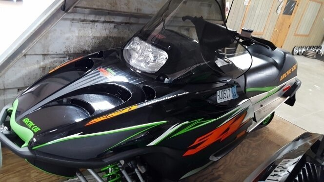 2003 Arctic Cat 550 ZL