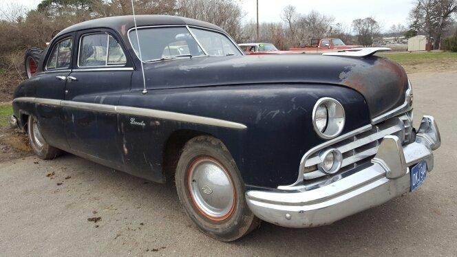 1949 Lincoln Sedan