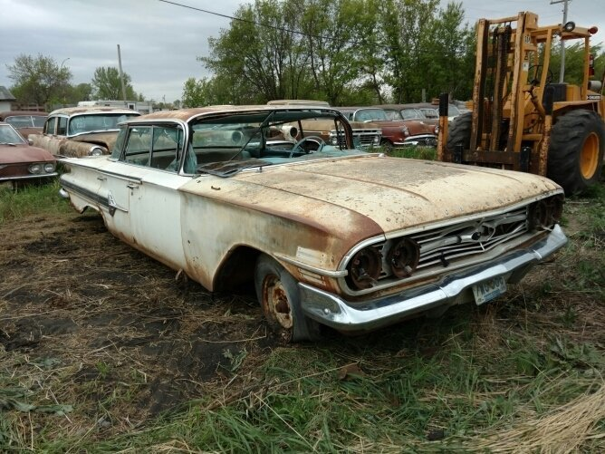 1960 Chevrolet IMPALA HT