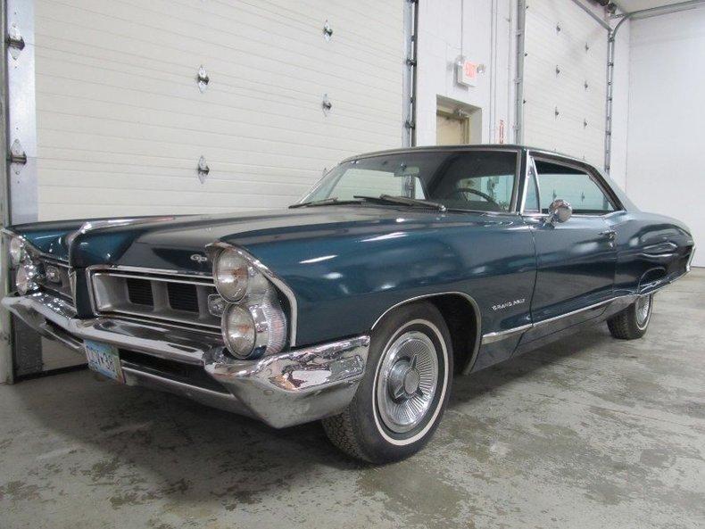 1965 Pontiac GR. PRIX