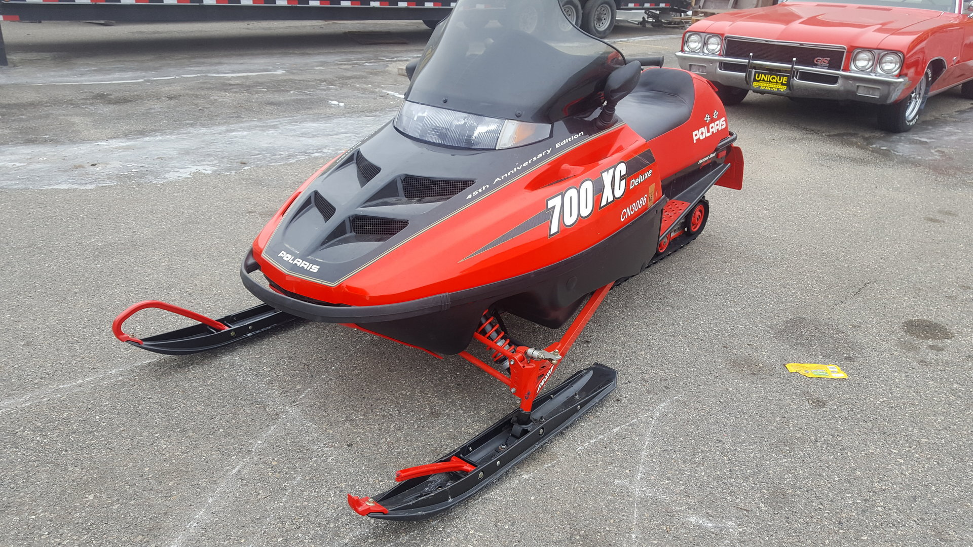 2000 POLARIS 700 XC Deluxe For Sale ...