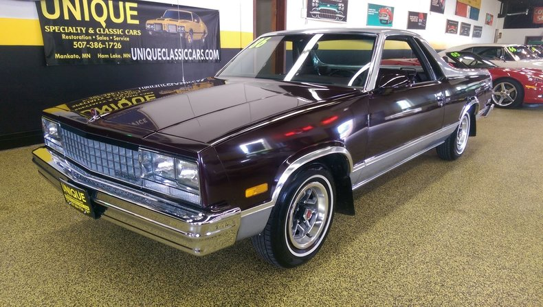 1986 Chevrolet El Camino