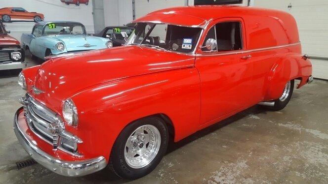 1950 Chevrolet 210