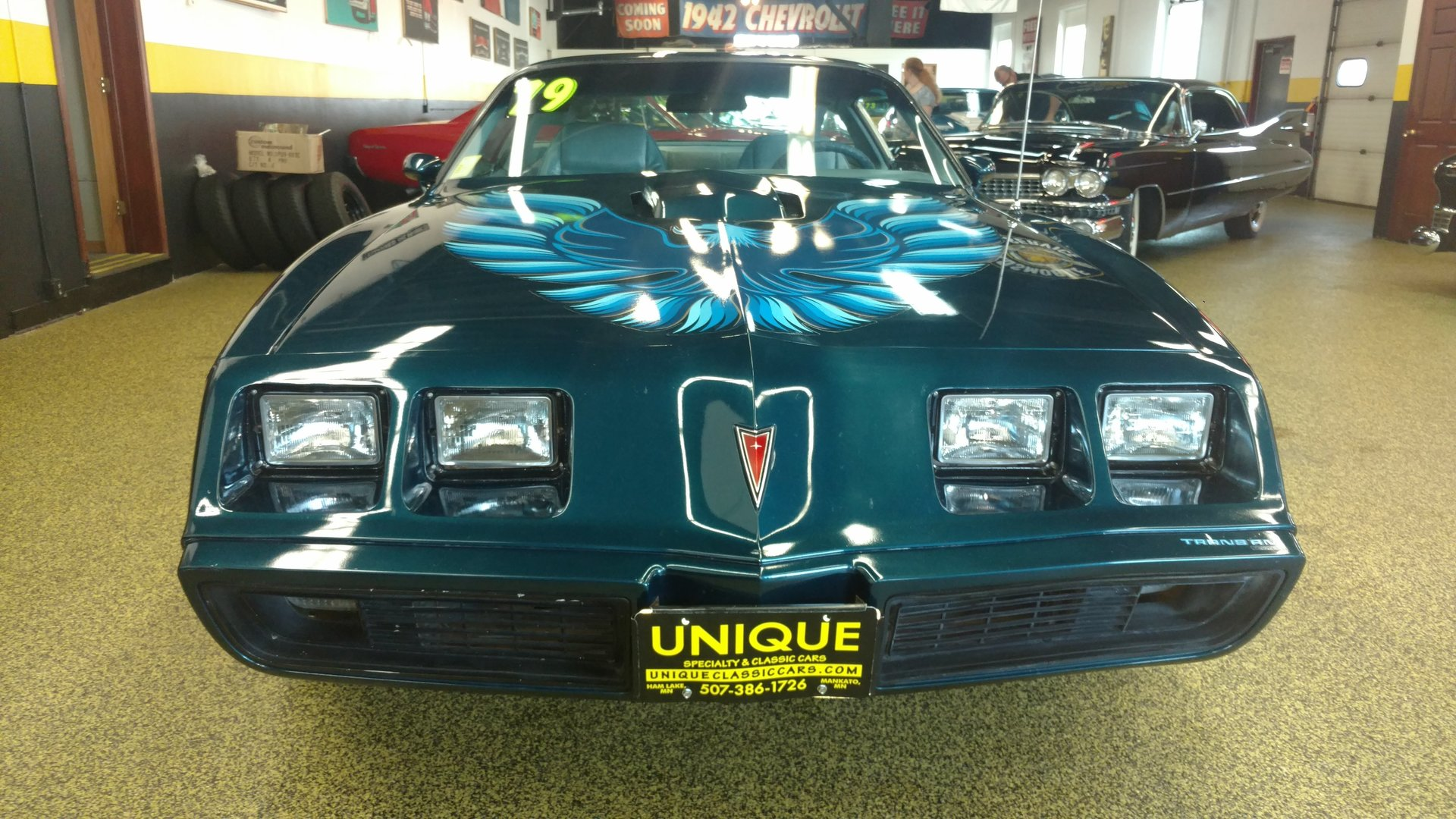 1979 Pontiac Firebird Trans Am for sale #61442 | MCG