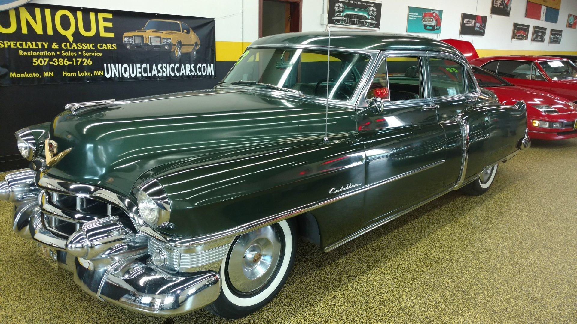 1953 Cadillac Series 62 Sedan for sale #65367 | MCG