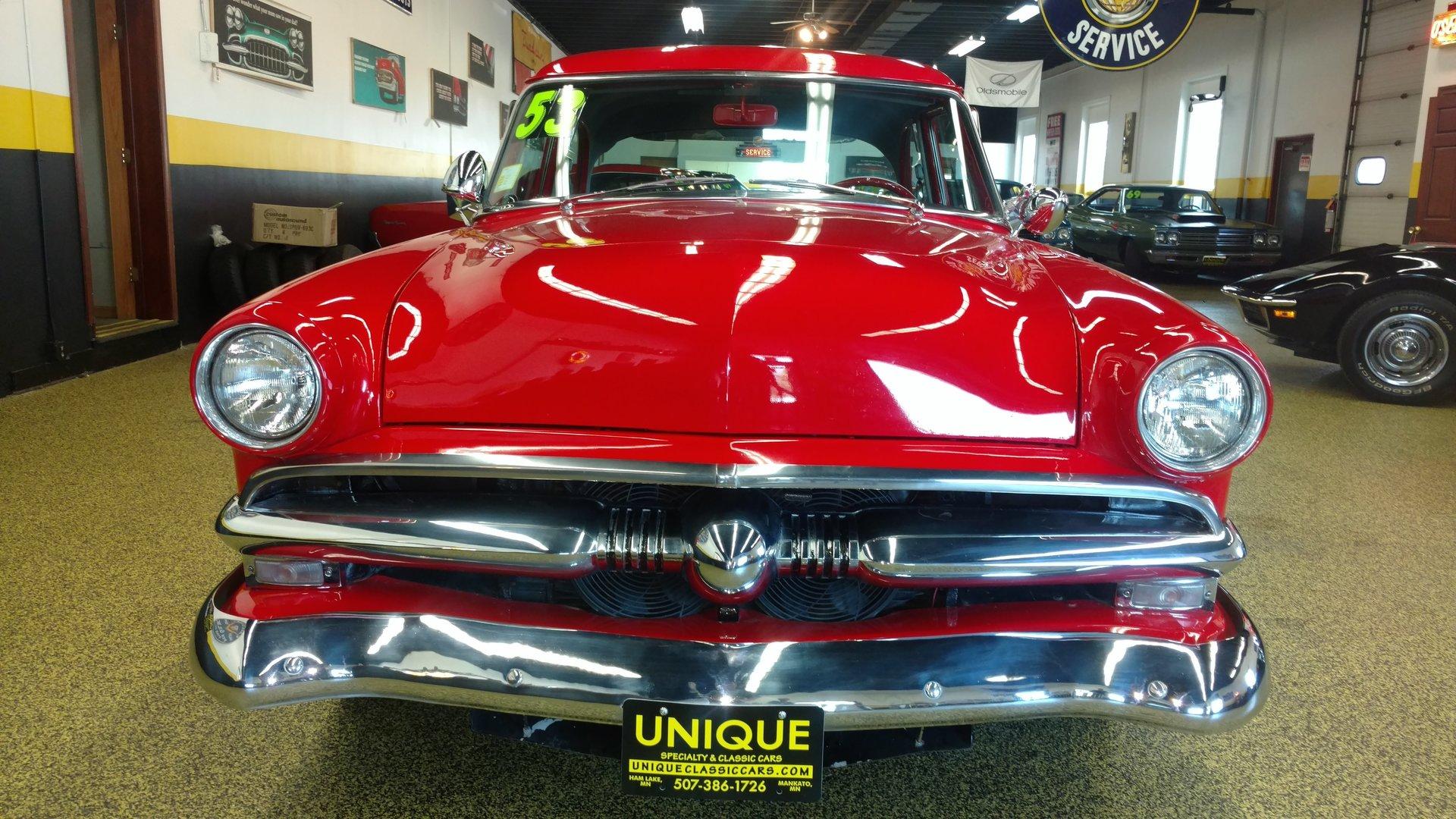 1953 Ford Customline 2dr Street Rod for sale #62449 | MCG