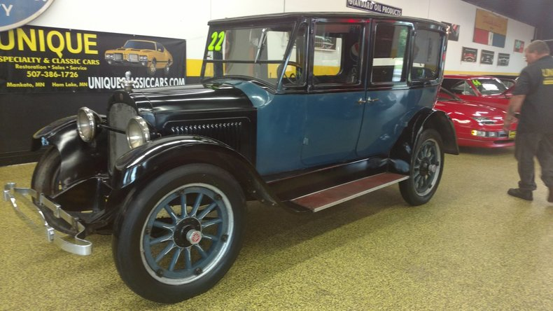 1922 Willys Knight