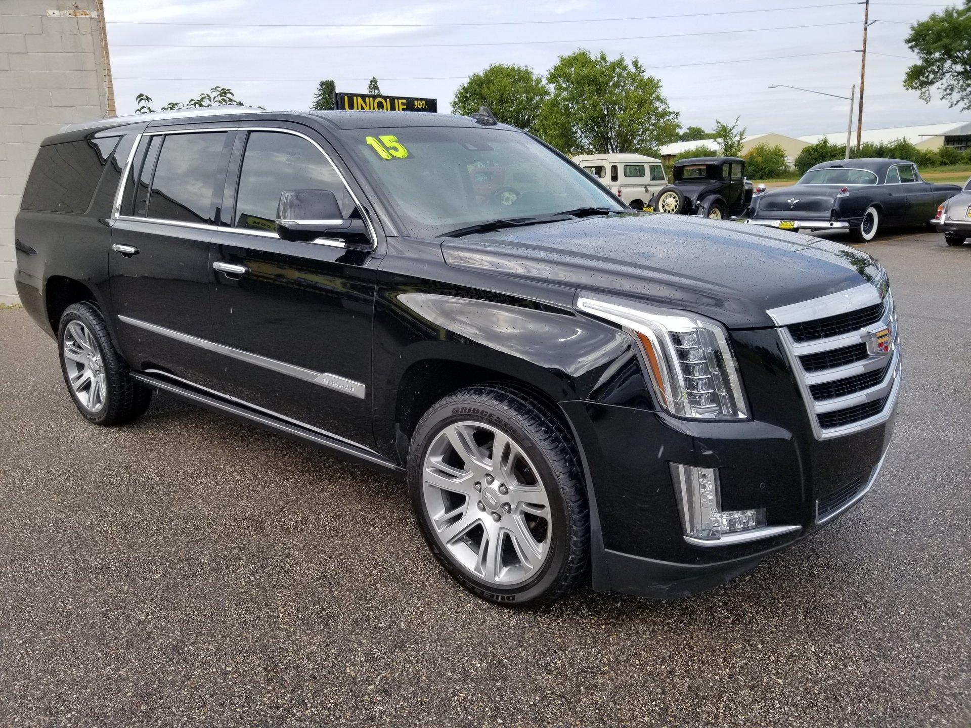 2015 Cadillac Escalade Esv Premium For Sale 63248 Mcg Gmc