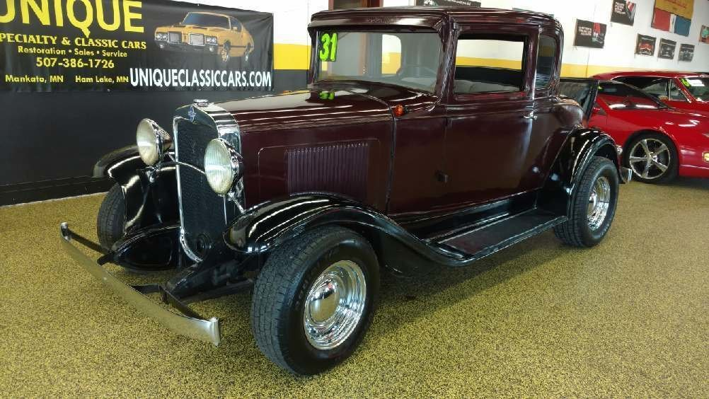 1931 Chevrolet 5-Window Coupe for sale #63968 | MCG