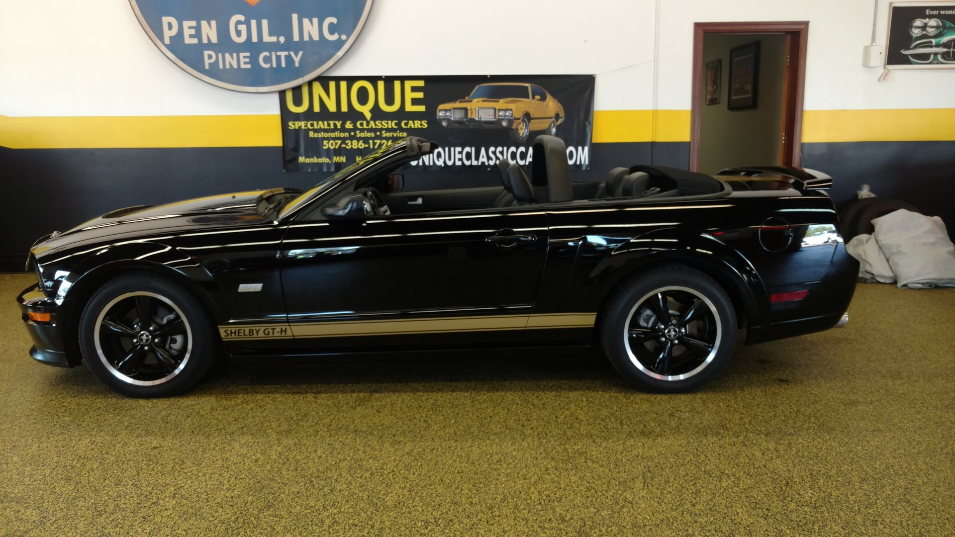 Hertz Monthly Rental >> 2007 Ford Mustang | Unique Specialty & Classics