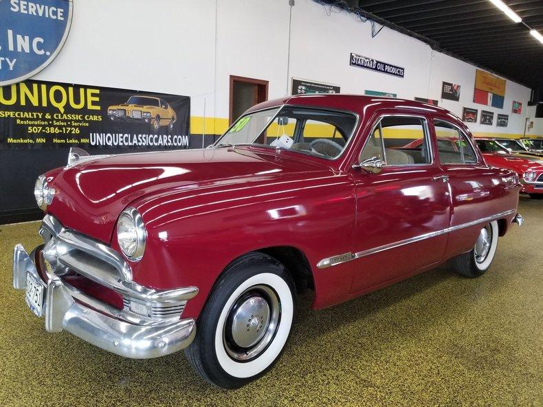 1950 Ford Customline