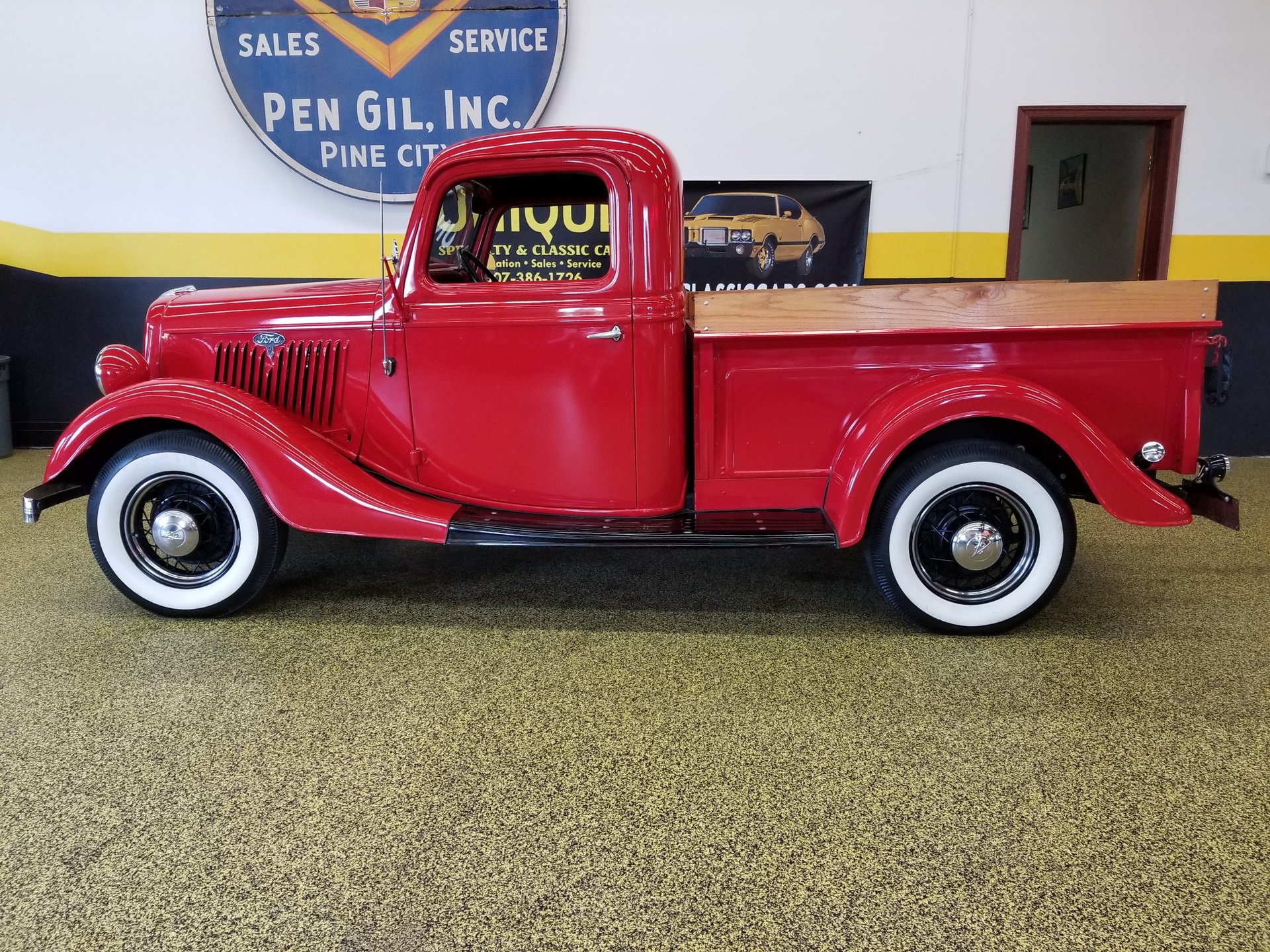 1935 Ford Pickup for sale #65374 | MCG