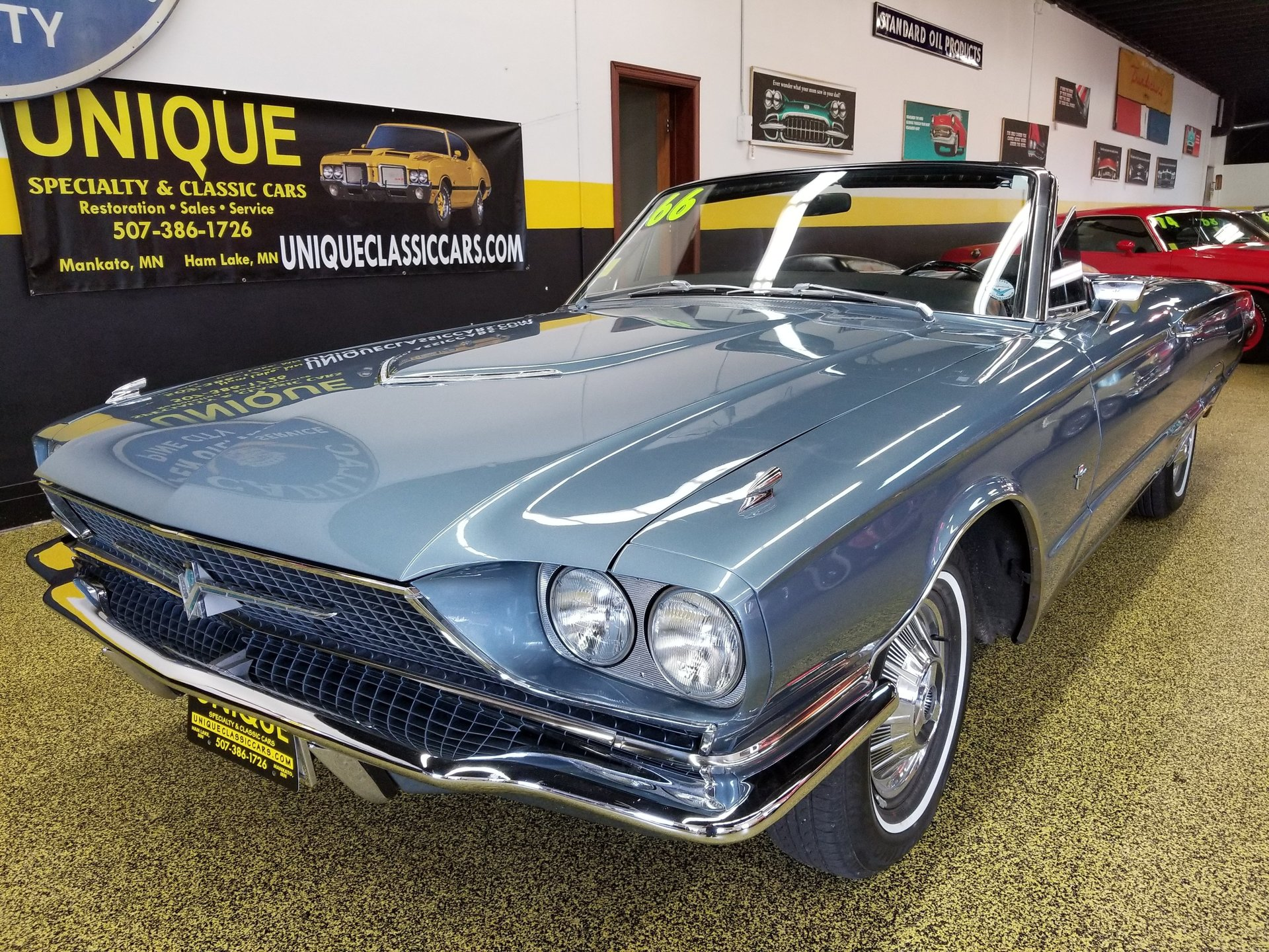1966 Ford Thunderbird Convertible for sale #66061 | MCG