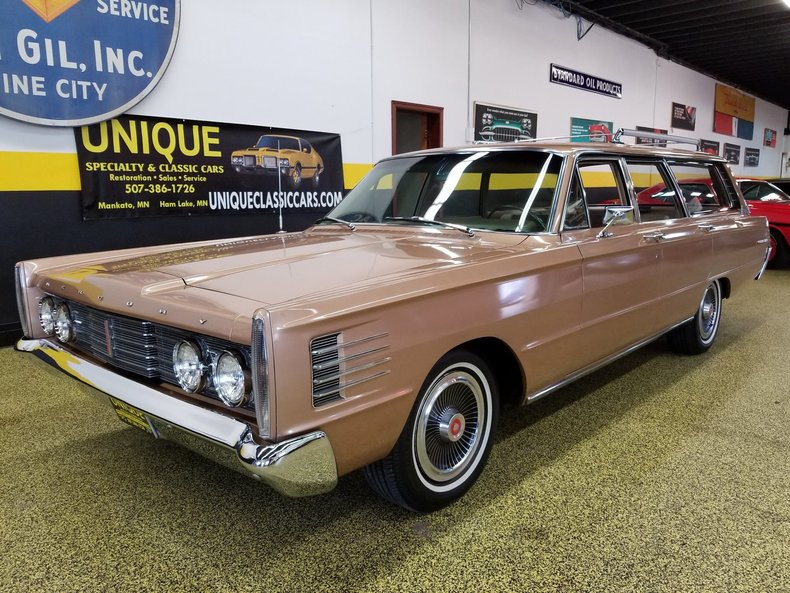 1965 Mercury Commuter Station Wagon