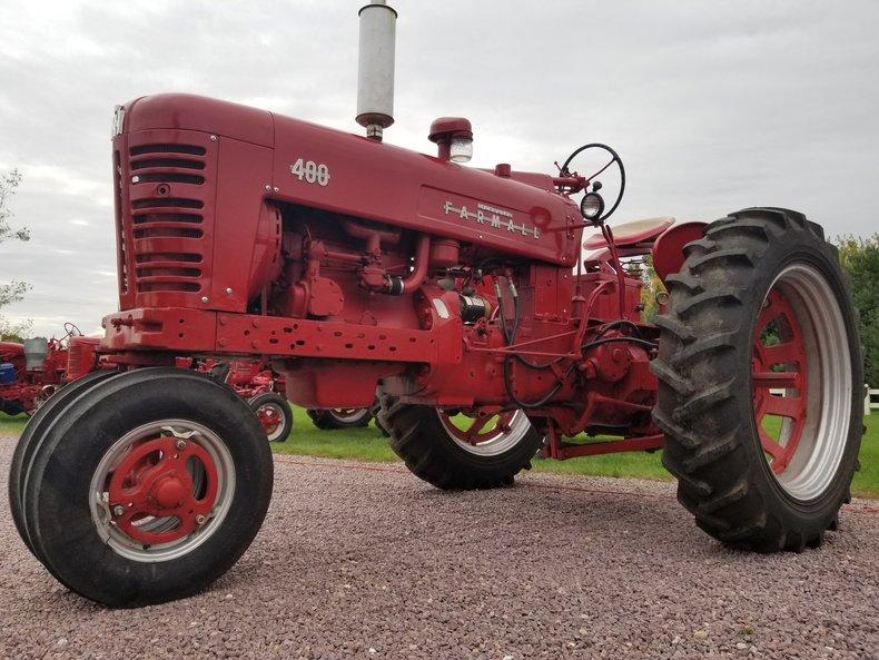 1956 Farmall 400