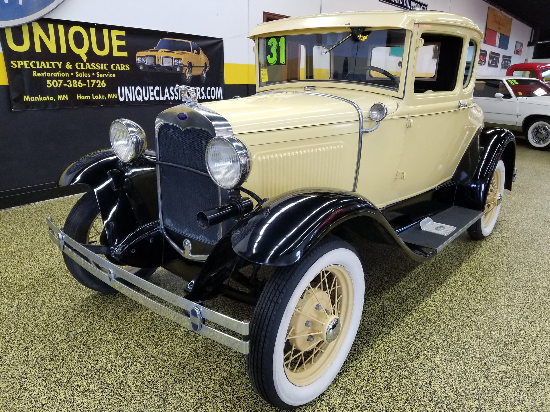 For Sale 1931 Ford Model A ...