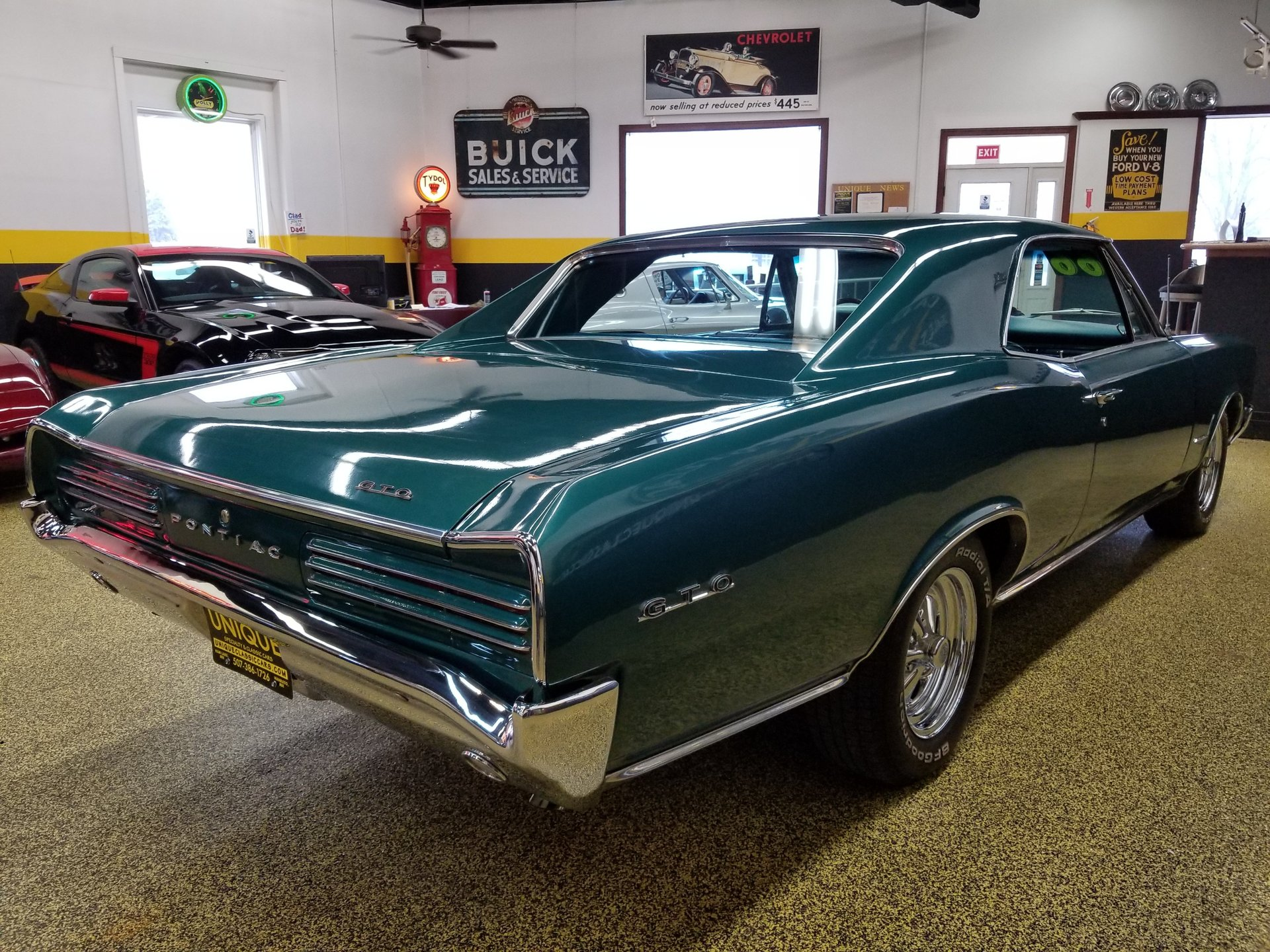 1966 Pontiac GTO 2dr Hardtop for sale
