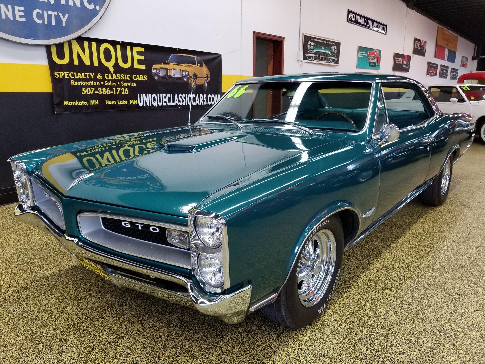 1966 Pontiac GTO | My Classic Garage