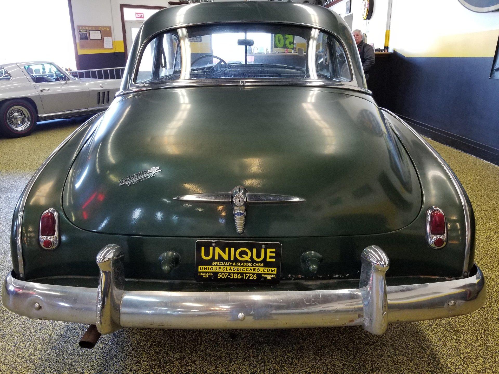 Chevrolet Styleline My Classic Garage - Unique classic cars