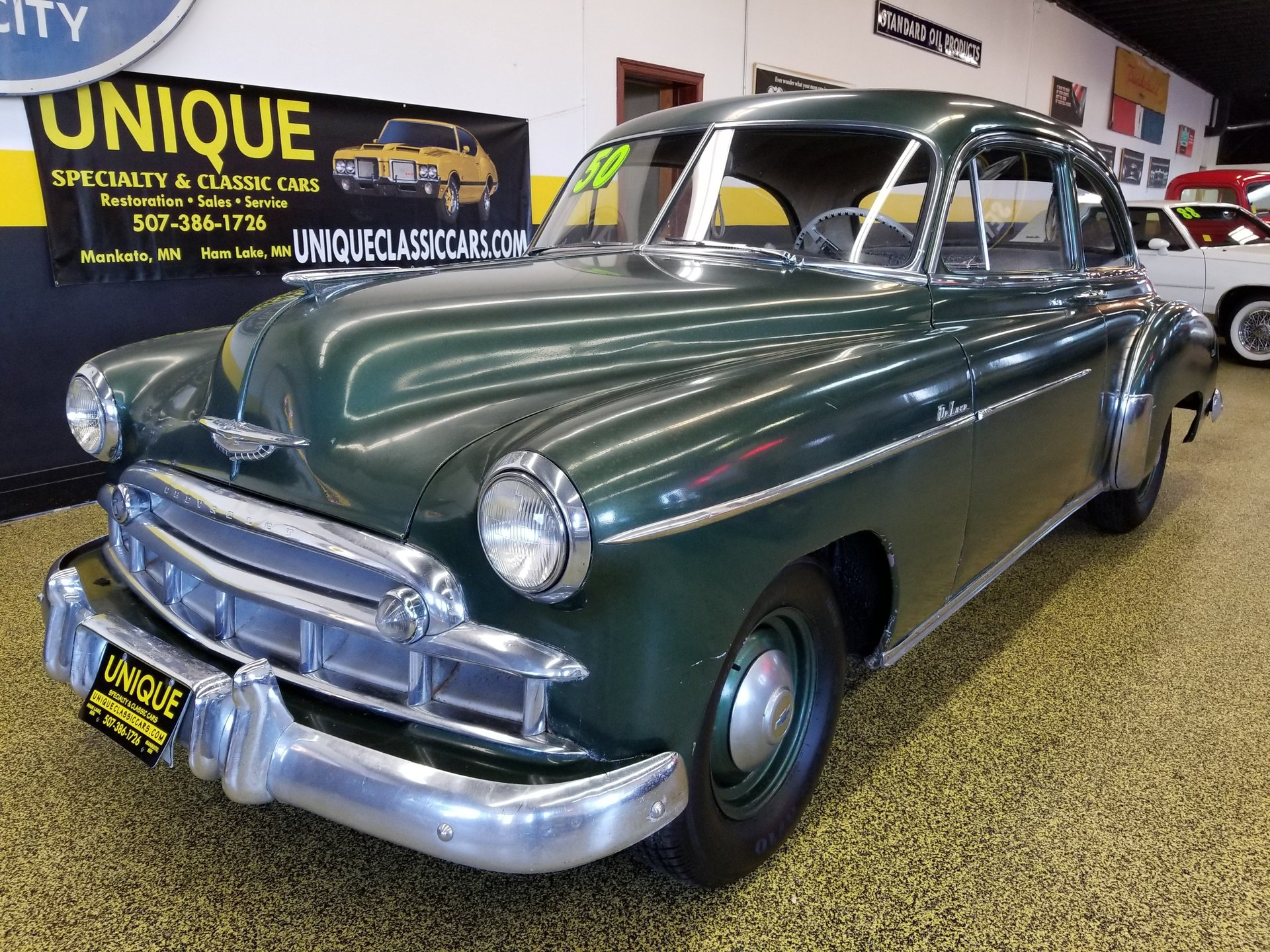 1950 chevrolet styleline deluxe 2 door sedan ebay for 1950 chevy styleline deluxe 4 door sedan