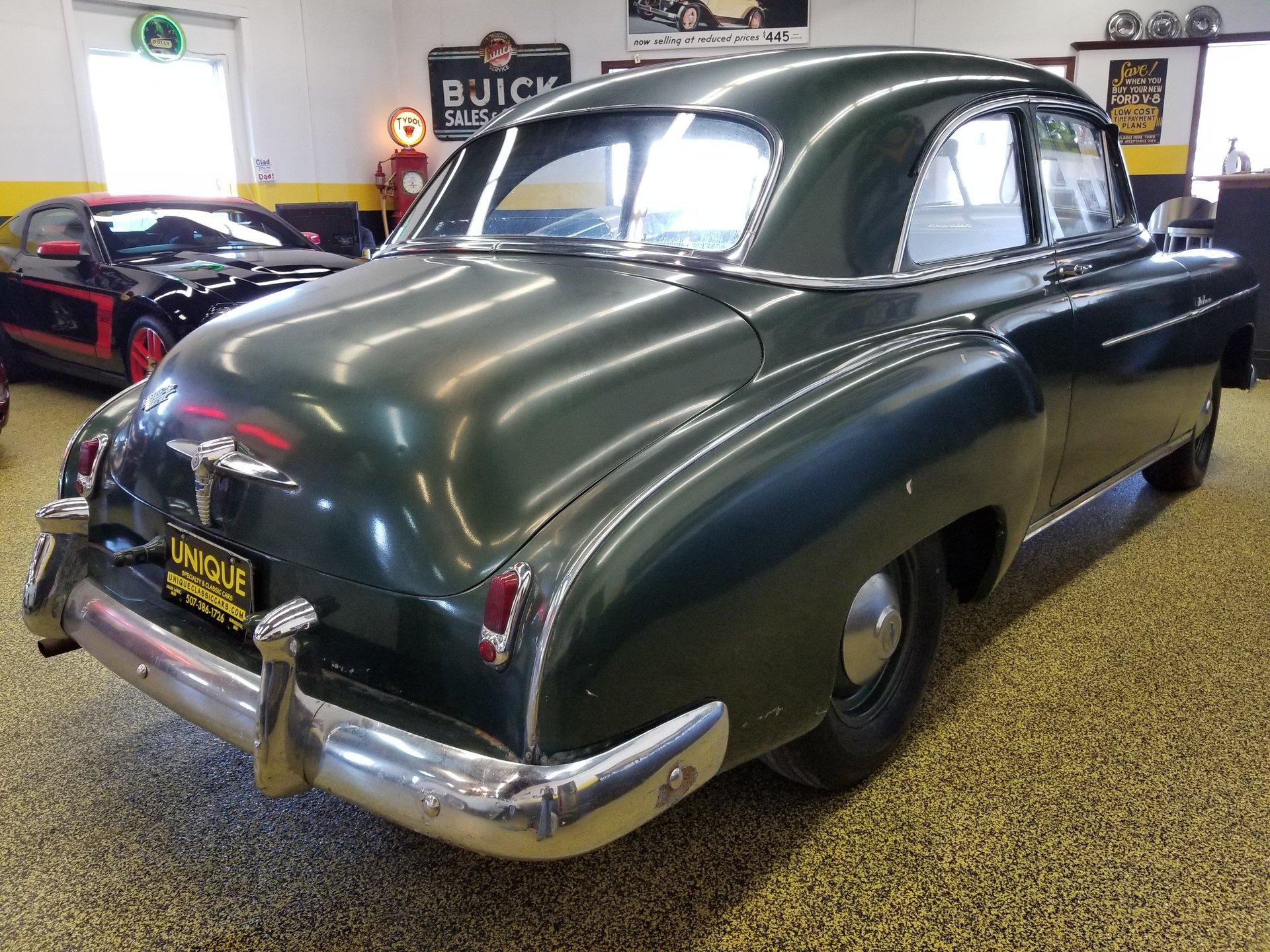 1950 Chevrolet Styleline Deluxe 2 door Sedan for sale #73244 | MCG
