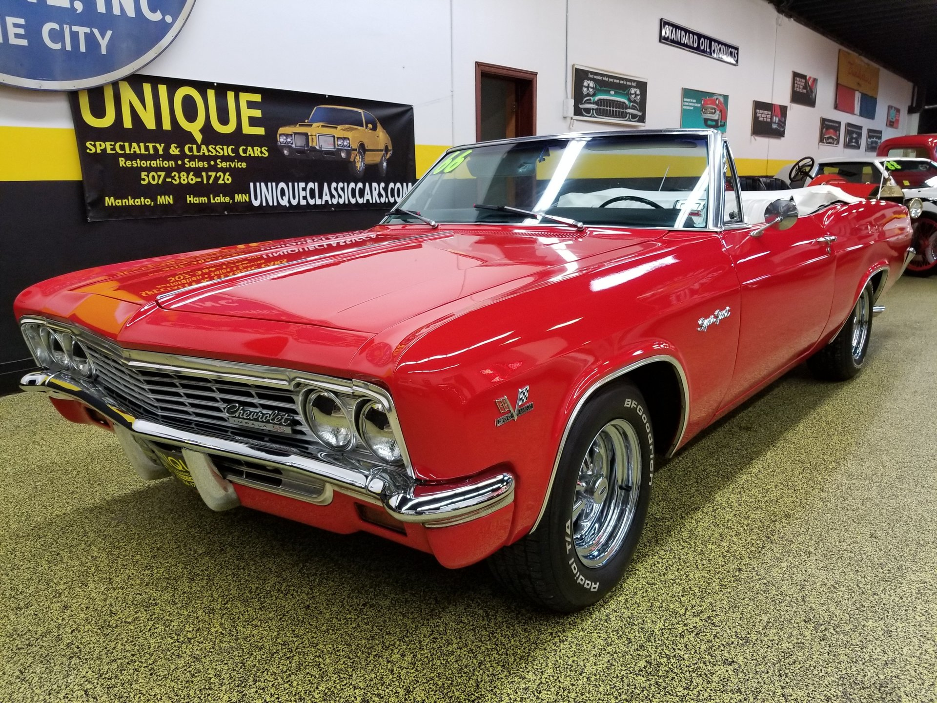 Sell Used 1966 Chevy Caprice 396 Car In Abbeville South: 1966 Chevrolet Impala SS Convertible 396