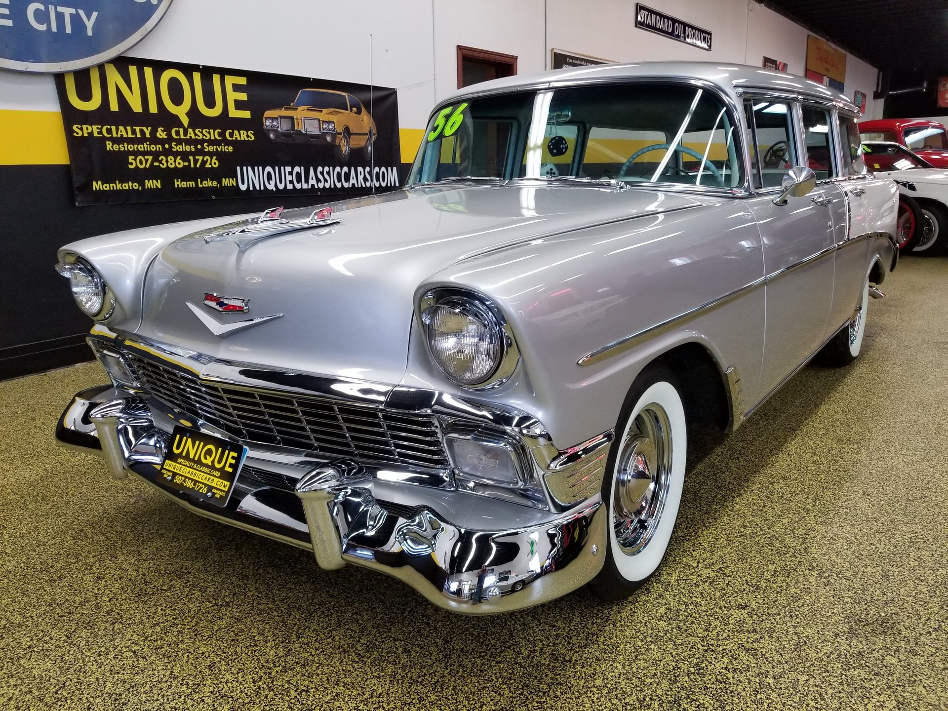 1956 Chevrolet Bel Air/150/210 Wagon | eBay