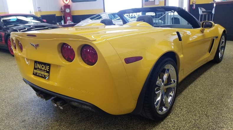 2012 chevrolet corvette convertible grand sport 3lt for. Black Bedroom Furniture Sets. Home Design Ideas