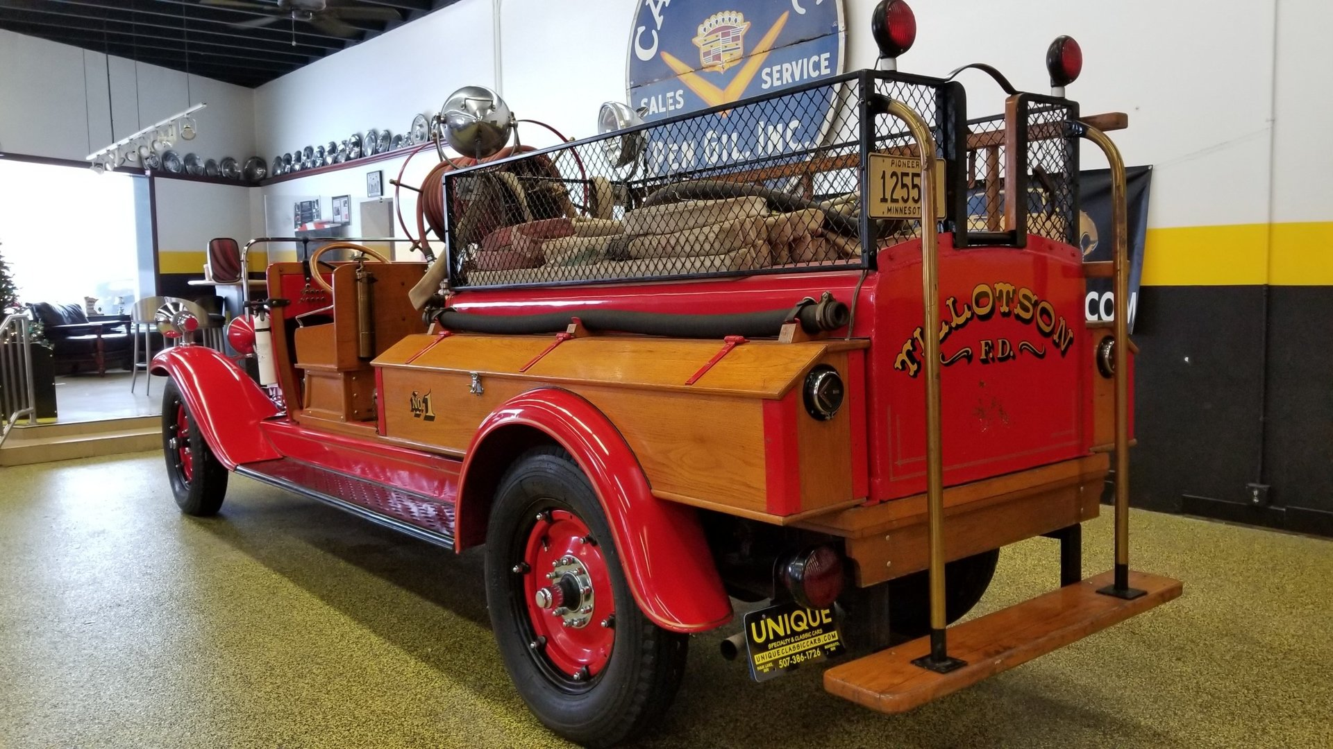 1929 Chevrolet Fire Truck for sale #76593 | MCG