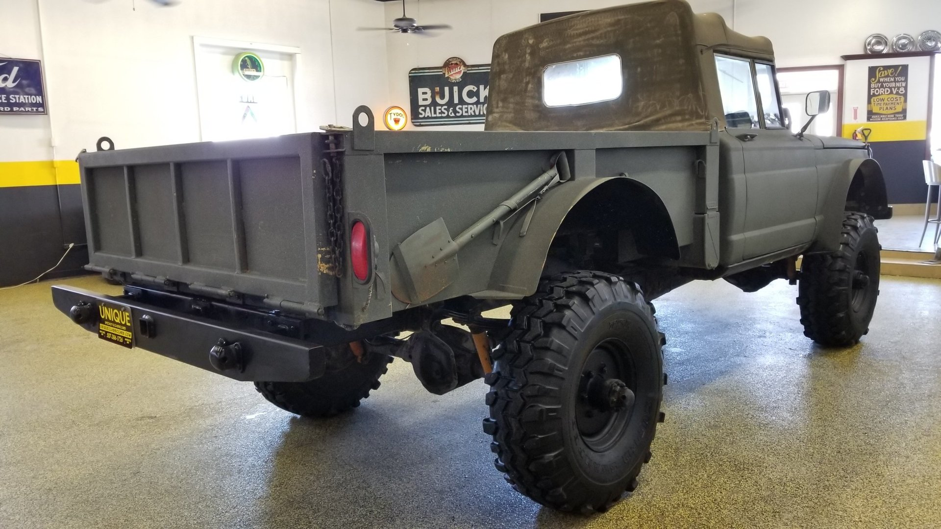 1967 Kaiser Jeep M715 Pick Up For Sale 76505 Mcg Wiring