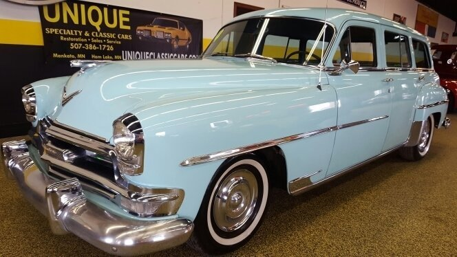 1954 Chrysler Town and Country