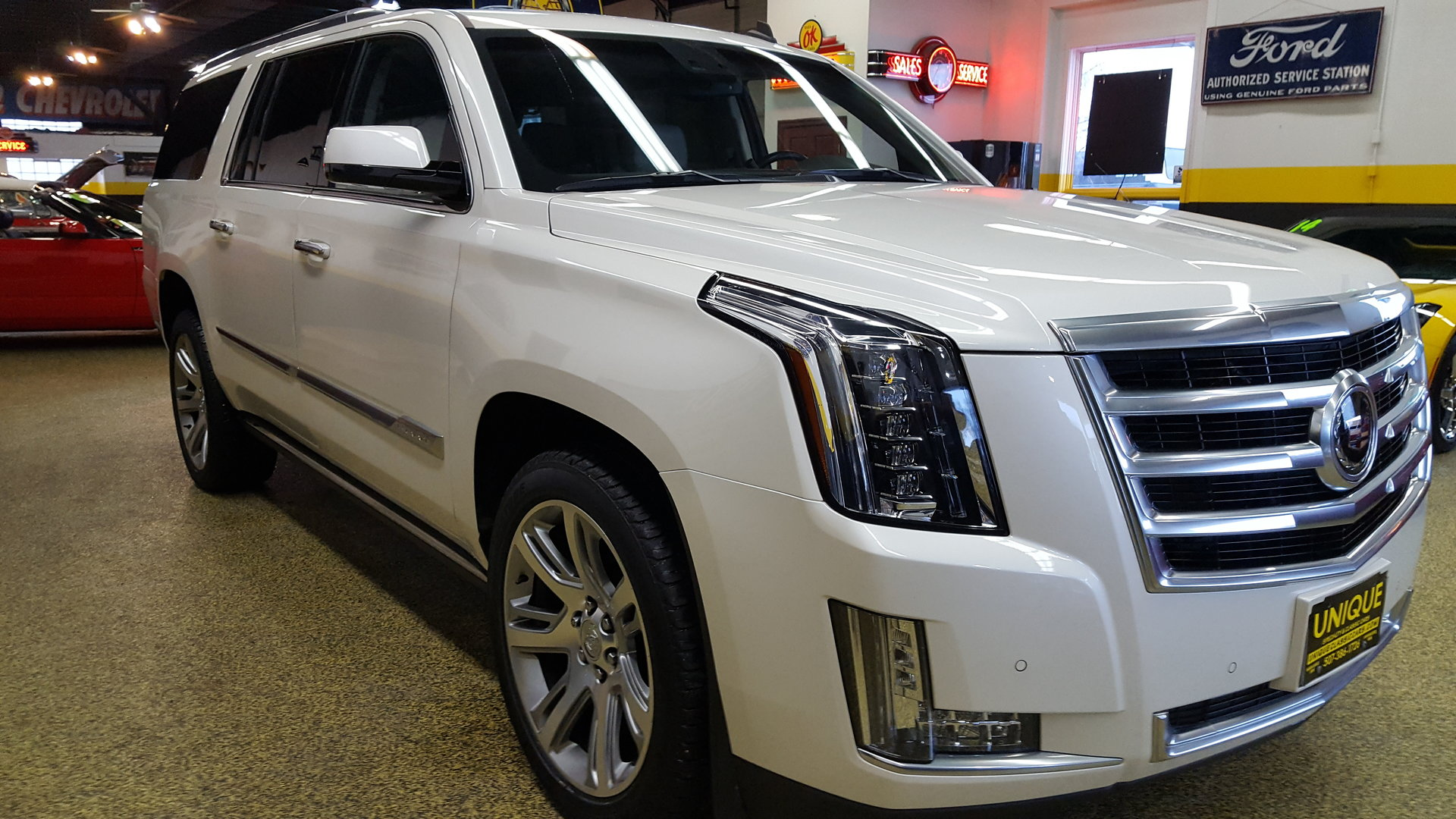 2015 Cadillac Escalade Esv Unique Specialty Classics Gmc Back Zoom Icon Show Pictures