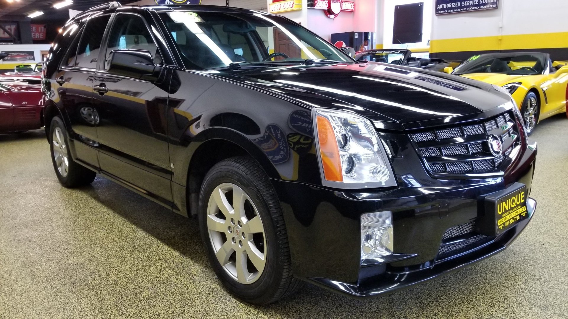 2008 cadillac srx awd for sale 80171 mcg. Black Bedroom Furniture Sets. Home Design Ideas