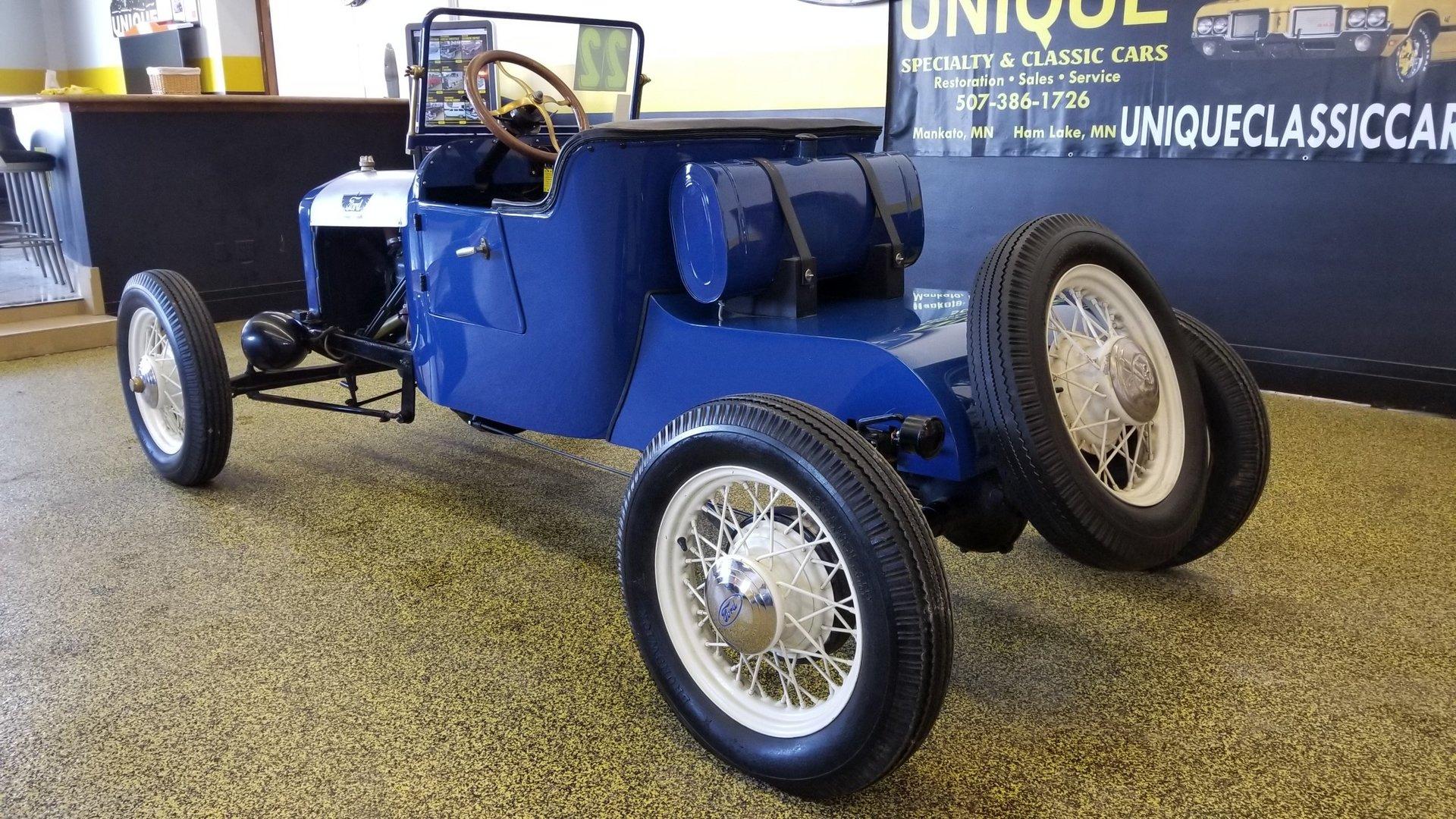 1922 Ford Model T Speedster for sale #80369 | MCG