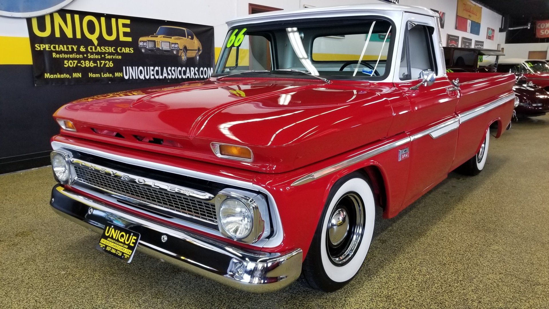 1966 Chevy C10 Pickup Truck For Sale Labzada T Shirt Trucks Chevrolet C 10 Source Unique Specialty Classics