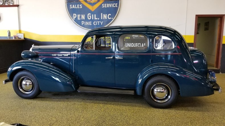 1936 Oldsmobile F36 Touring Sedan Street Rod For Sale