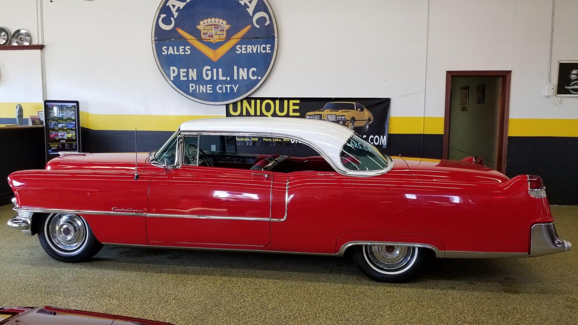 1955 Cadillac Coupe Deville Berlin Motors For Sale
