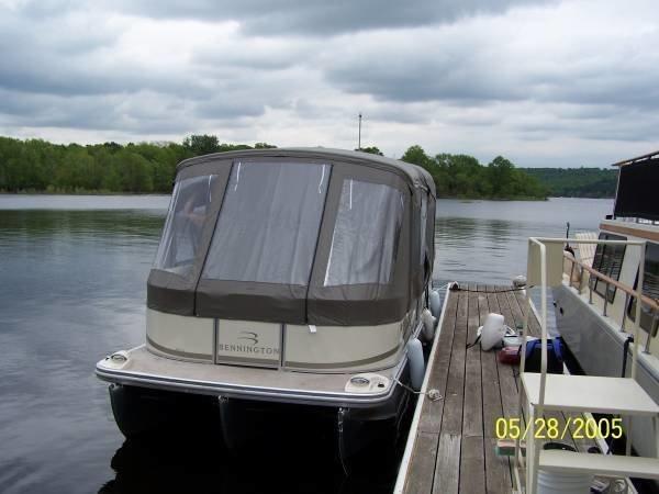 2004 Bennington 2575 RL 5