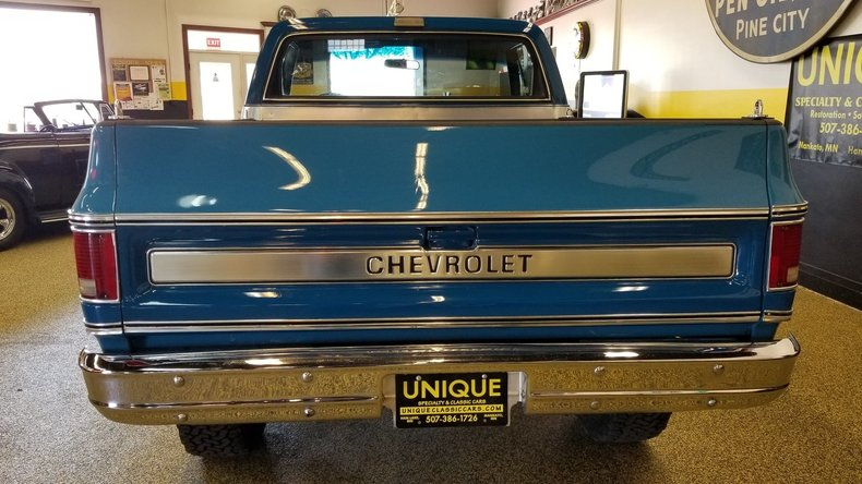 1986 chevy k10 fuse box 1979 chevrolet k10 scottsdale for sale #88175 | mcg