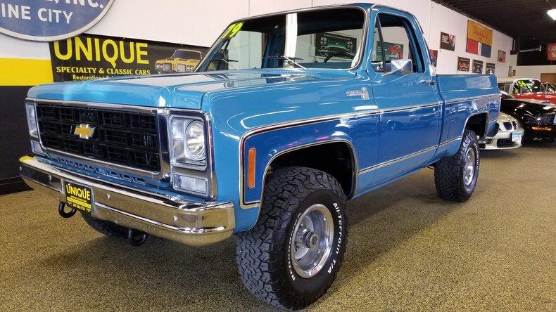 1979 Chevrolet K10 Scottsdale