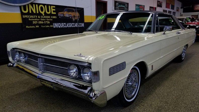 1966 Mercury Monterey S-55