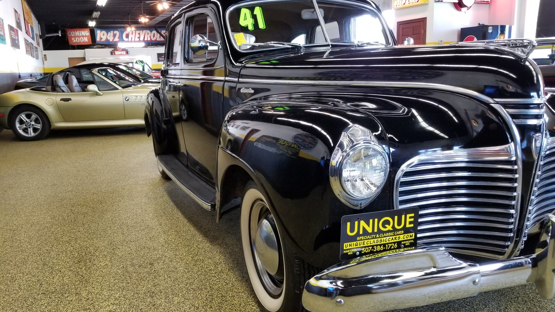 1941 Plymouth Special Deluxe 4 Door Sedan For Sale 88868