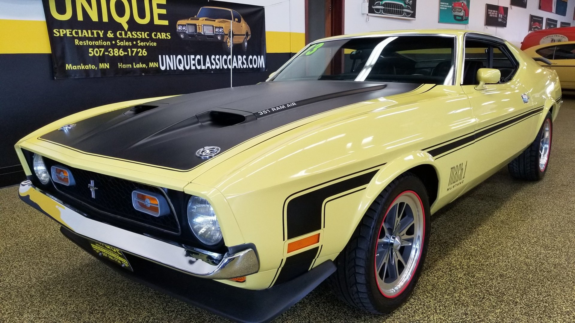 Inventory My Classic Garage 1973 Mustang Fuel Filter