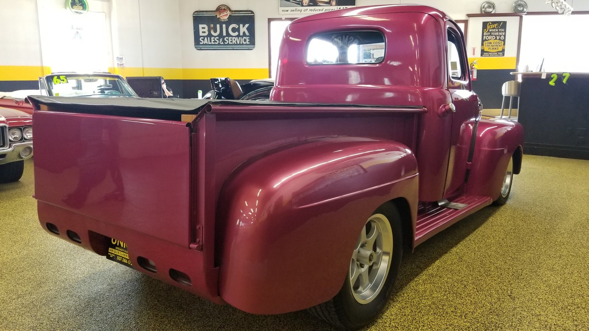 1949 Ford F1 Unique Specialty Classics Chevy Pickup Hot Rod Show Pictures