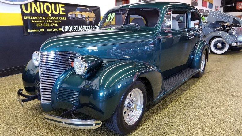 1939 Chevrolet 2dr Sedan