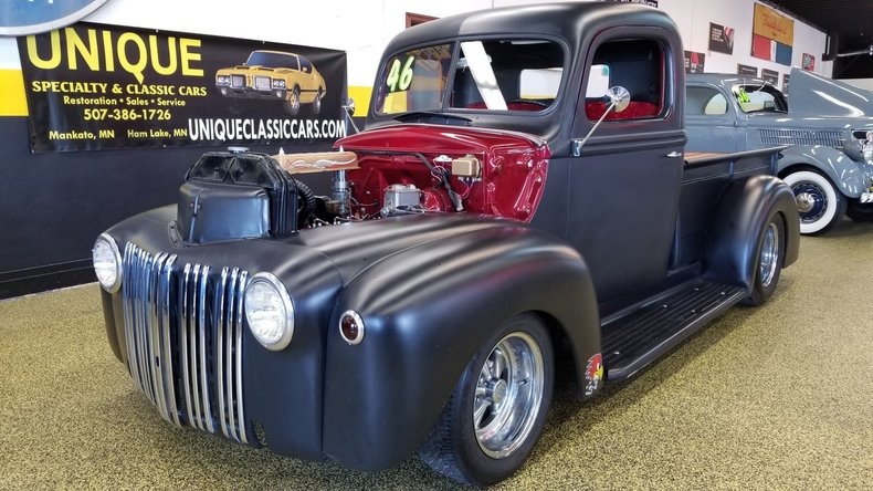1946 Ford Street Rod Pick up