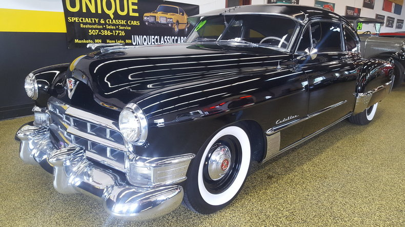 1949 Cadillac Coupe